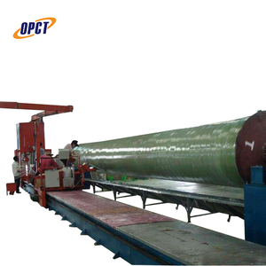 Fiberglass tank FRP pipe filament winding machine