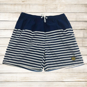 FASHION STRIPED MEN'S SHORTS