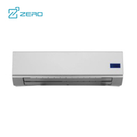 Commercial Air Conditioner Chilled Water Hydronic Wall Mounted Fan Coil Unit