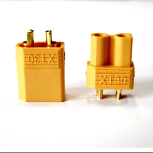 XT30 1 Pair Male Female Bullet Connector Power Plug For RC Battery