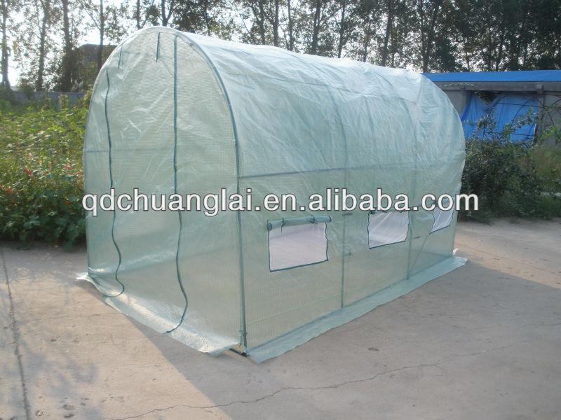 bache pour serre de jardin tunnel galina de 9 m2 en plastique renforc 140g m2 buy bache pour