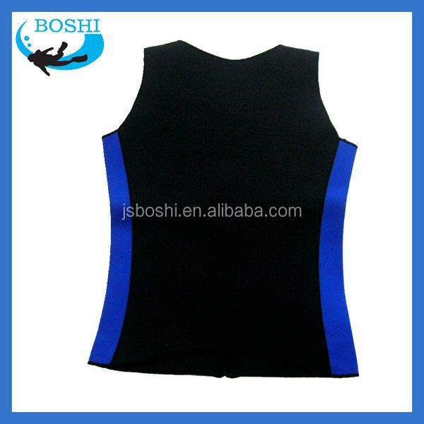 neoprene sleevesless diving surfing suit Wetsuit smooth skin