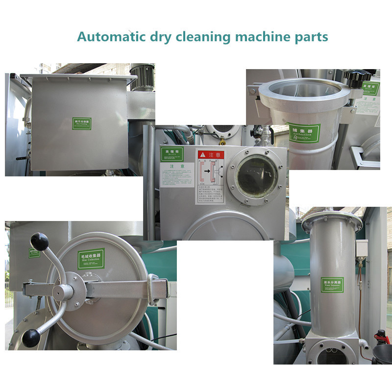 Perc Solvent Industrial Dry Cleaning Machine - Buy ...