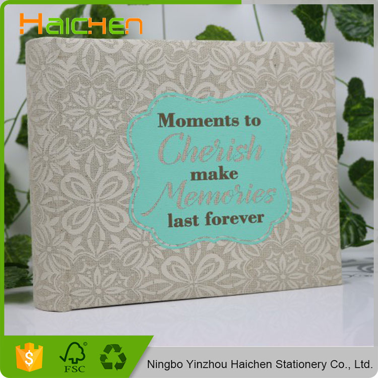 New design wedding picture photo albums