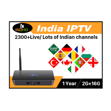 Android Smart Internet <span class=keywords><strong>IPTV</strong></span> Canali TV Set Top <span class=keywords><strong>Box</strong></span> X92 per L'india con Trasporto INDHD 1 Anno Codice Canali Indiani