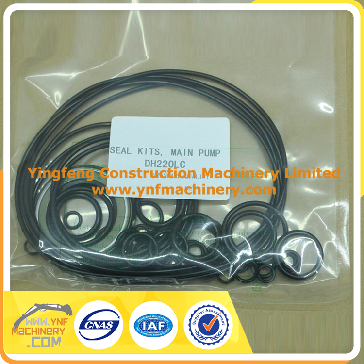 For Daewoo Hydraulic Breaker Seal Kit