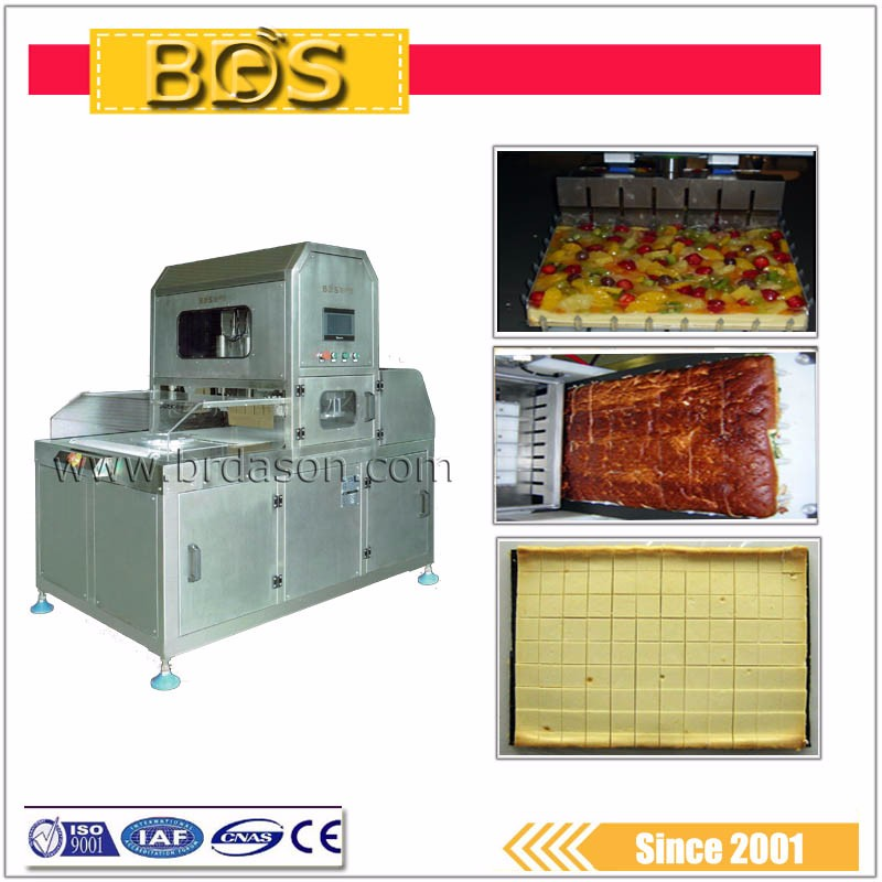 Bread Dough Ultrasonic Cutting Scoring Device