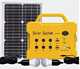 2017 lead acide battery solar lighting generator off grid home portable solar electrical generator