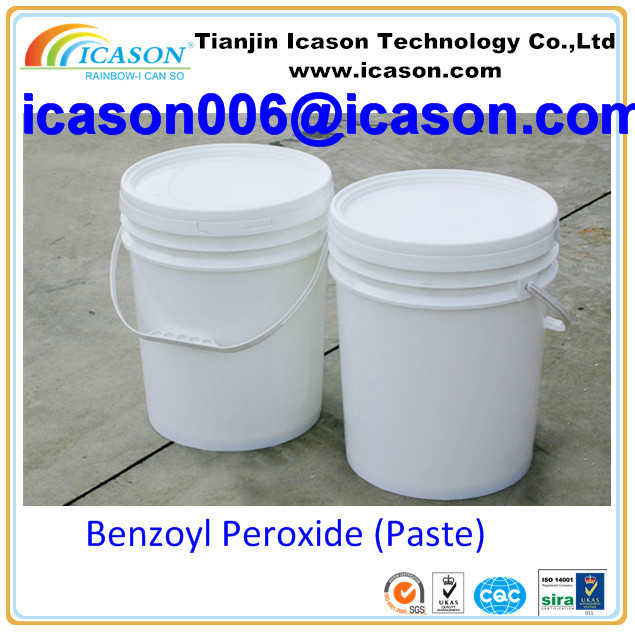 Induatrail Grade Curing Agent Benzoyl Peroxide 50% paste