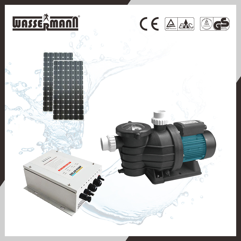 Dc Solar Controller Pool Pump Irrigation System