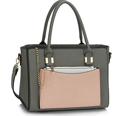 2017 New Models Genuine Leather Handbag  Elegant Leather Bags Women Lady  Handbag Factory In GuangZhou f5f75c1fb4411