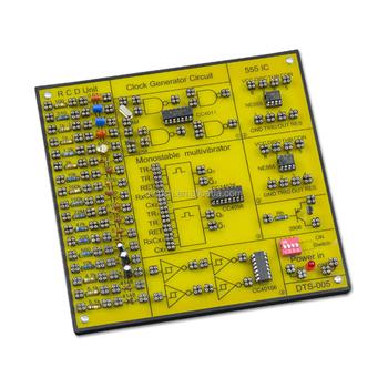 Mcp Dts-005 Clock Generator Circuit - Buy Circuit For Digital Clock,Digital  Clock Circuit,Educational Electric Circuit Product on Alibaba com