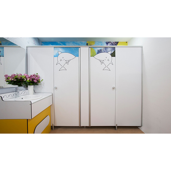 Wholesale products china commercial toilet partition used for bathroom