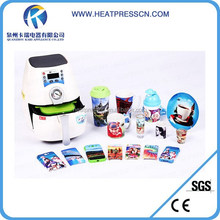 Mobile phone verson high quality 3D vacuum heat press