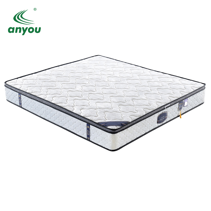 Bedroom Furniture Foshan High Density Foam Royal Micro Hotel Pocket Spring Mattress
