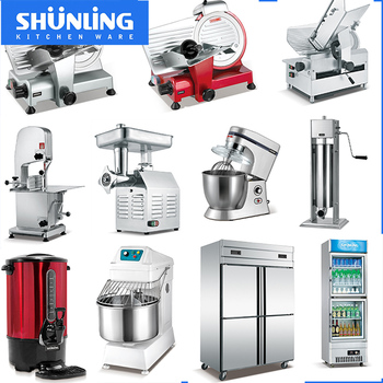 Shunling commercial chinese kitchen equipment for hotel for I kitchen equipment