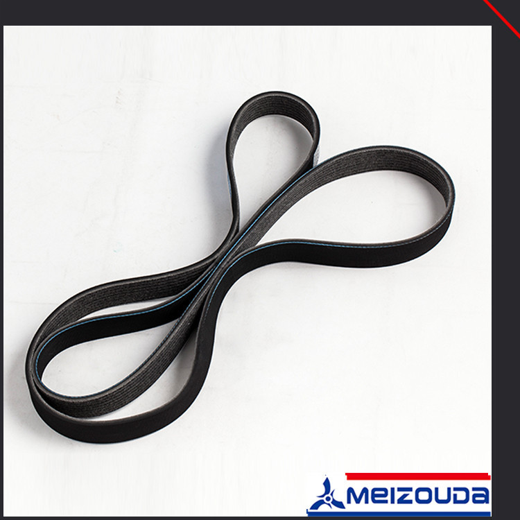 Rubber Top Quality Hot Selling Ribbed Car Fan Belt Price