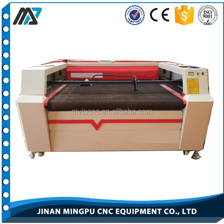 Durable hot sell laser cutting machine tractor