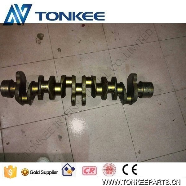 6HK1 engine crank shaft 6HK1 crankshaft for ZX330-3