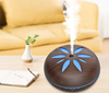 2019 New Design Remote Control Aroma Diffuser with 7 Color Changing LED Light Ultrasonic Cool Mist Essential Oil Humidifier