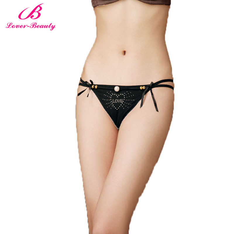 a57c228c99 Get Quotations · Promotion!!Sexy Underwear Women Black Calcinha Sexy  Lingerie Briefs Panties Free Size G-