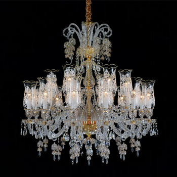 Baccarat Style 18 Light Chandelier Wholesale Chandeliers