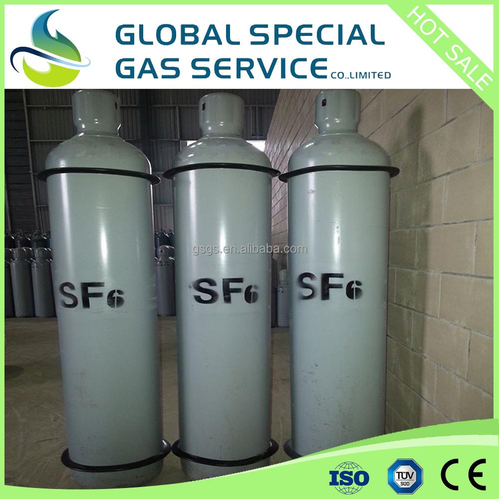 High Pressure 150bar 40l Sf6 Gas Cylinders Price - Buy Sf6 Gas ...