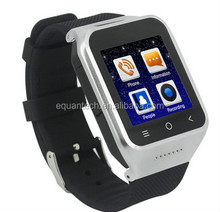 2014 New Arrival 3G dual sim GPS Android Smart Watch Phone