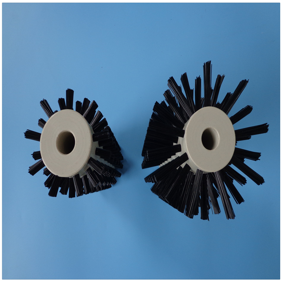 Hot sale Industrial Staple Set Spiral Chimney Brush