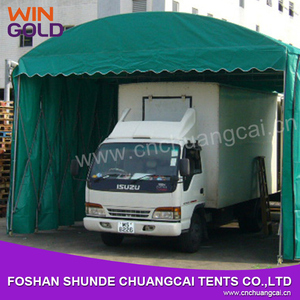 Foldable canvas car shelter for car parking