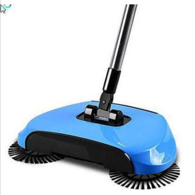 2017 hot selling Handle Plastic 360 Spin Broom Spinning Magic Sweeping Machine