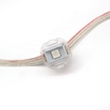 DMX512 programmierbare led-licht 20mm low power 5050 led <span class=keywords><strong>pixel</strong></span>