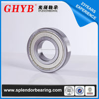 deep groove ball bearing with high quality and low price from china bearing manufacturer