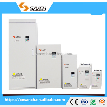 Sanch S1100 ISO/CE Certificated general purpose 380v~480v 18.5kw 3 phase variable frequency inverter ac drive