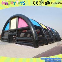 Giant pvc tent event inflatable