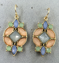 statement pendant earring for holiday and party