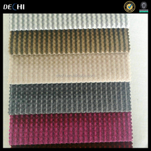 2016 new design Knitted stripe velour home textile/Home Furnishings/toy/sofa fabric