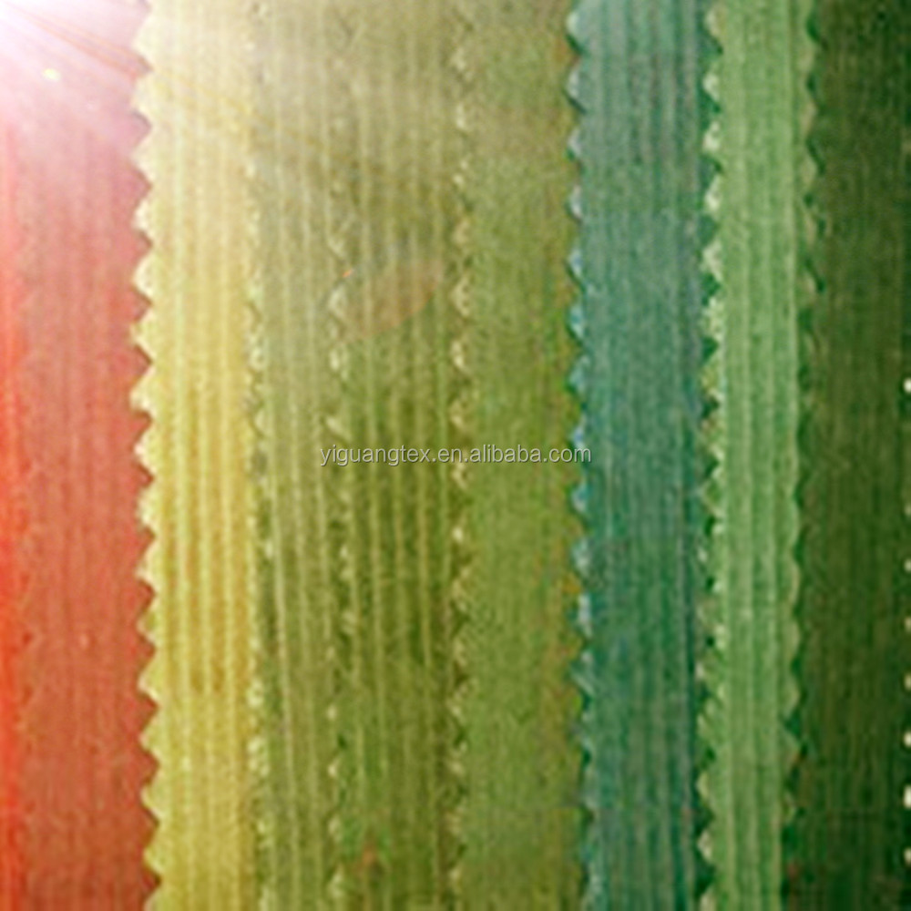 One-Way Transparent Fabric, Classical Corduroy Fabric