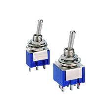Subminiatur <span class=keywords><strong>kippschalter</strong></span> 2a 250 VAC/mini toggle switch dpdt
