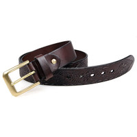 B016Q High Quality Colourful Wide Leather Belt Waist Belt