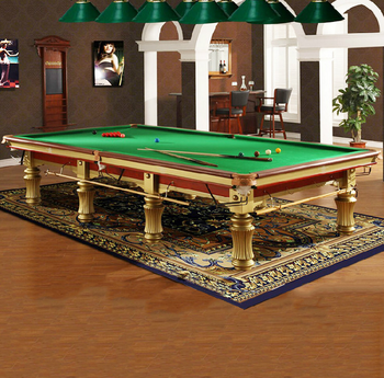 Classic Style Snooker Game Soccer Table Air Hockey Pool Billiard Table