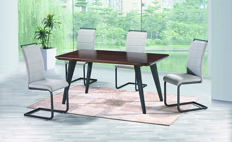 F brica al por mayor directamente 4 plazas mesa de comedor - Fabrica de mesas de comedor ...