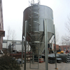 Used aggregate food silos for sale