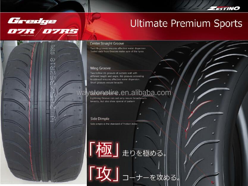 Street Legal Race Tires 245/40r18,Zestino Semi Slick Tires 245 ...