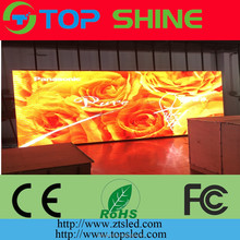 Shenzhen Hot sexy video HD outdoor P6 smd led display screen full color IP65 waterproof led module board
