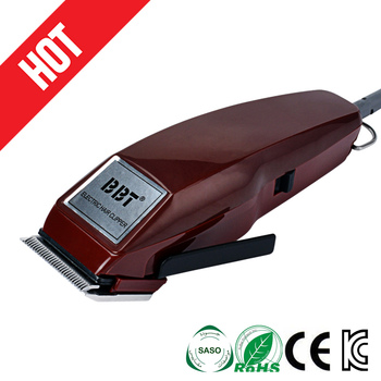 Bbt Professional Hair Cutting Rechargeable Hair Clipper Best Selling Classic Model For Barber Hair Salon Clipper