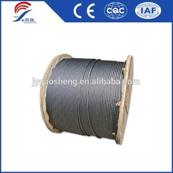 Electric Galvanized Cable Wire 4mm - Buy Galvanized Steel Wire Rope ...