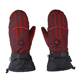 Winter Waterproof Windproof Thicken Warm Full Fingger Snowboard Heated Ski Gloves