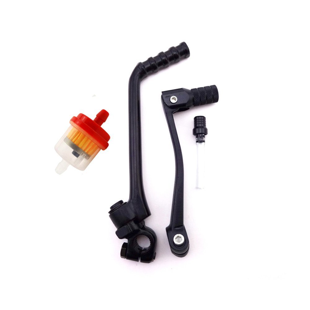 Cheap Crf70 Engine Find Deals On Line At Alibabacom Wiring Loom Harness Kill Switch For 50cc 110cc 125 140 150 160cc Pit Get Quotations Tc Motor 16mm Kick Starter Folding Gear Shifter Lever Fuel Filter Tank