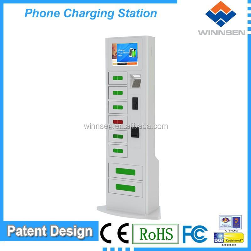 Money Making Innovation Machine! Restaurant Cell Phone Charging ...